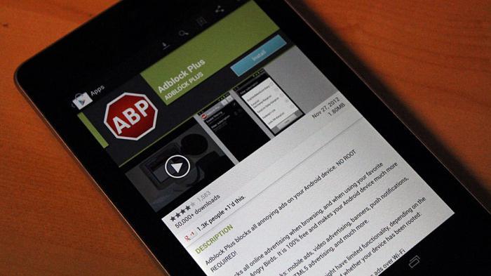 adblock plus для андроид отзывы