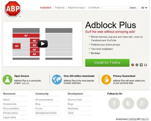 отзывы о программе adblock plus