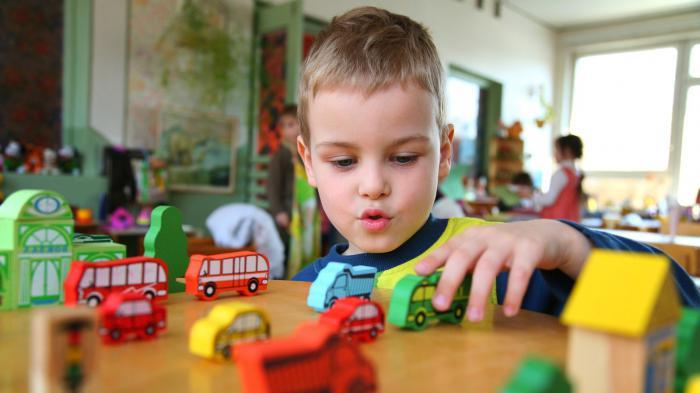 Познавательное развитие дошкольников