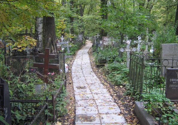 Церковь на Большеохтинском кладбище