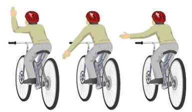 правила езды на велосипеде по городу