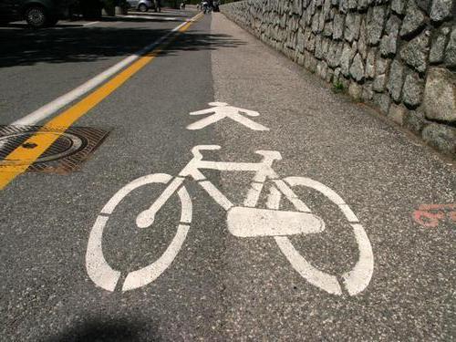 правила езды на велосипеде по дороге
