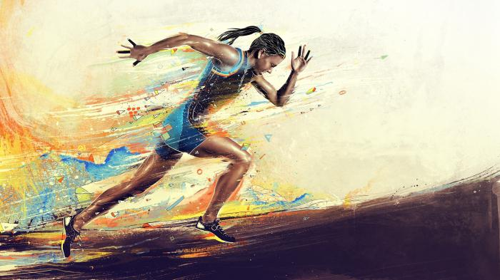 допинг для бега