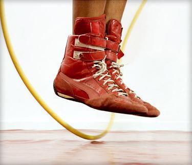 сколько раз в день нужно прыгать на скакалке чтобы похудеть