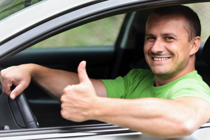 сонник водить машину