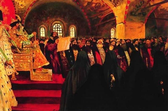 Сословная монархия в России