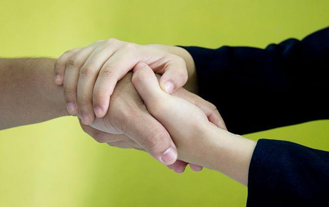 Во сне держать руку мужчины в своих руках