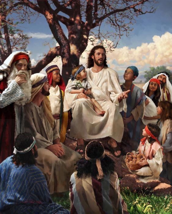 образ иисуса христа