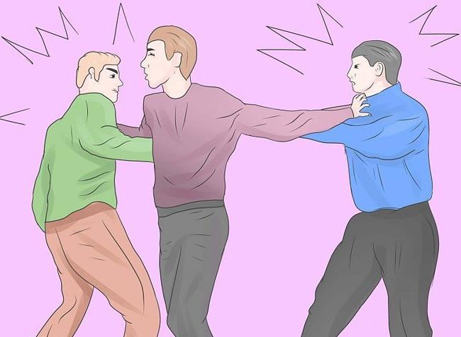 профилактика конфликтов в школе