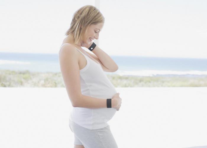 можно ли беременным загорать на солнце