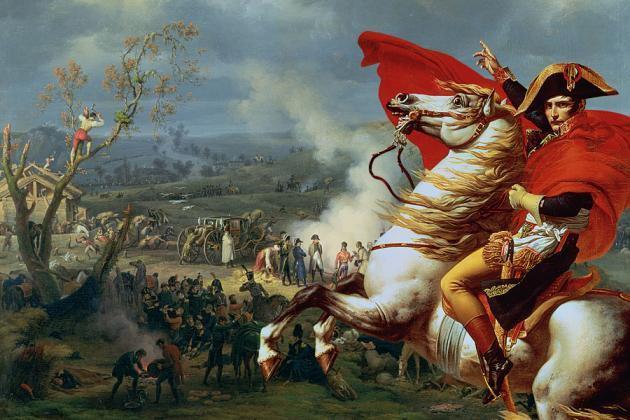 В битве под Аустерлицем русскими войсками командовал