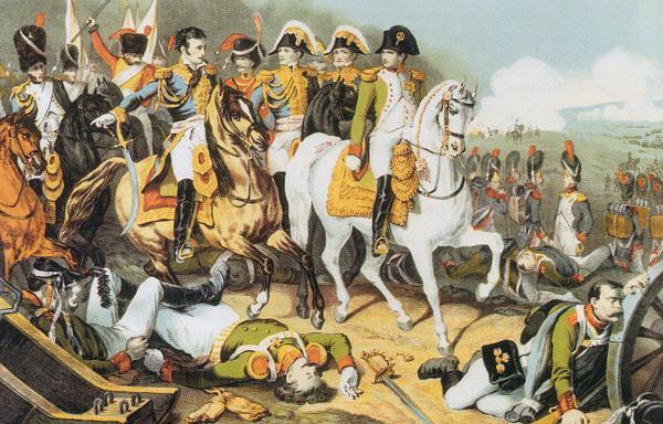 Битва под Аустерлицем произошла