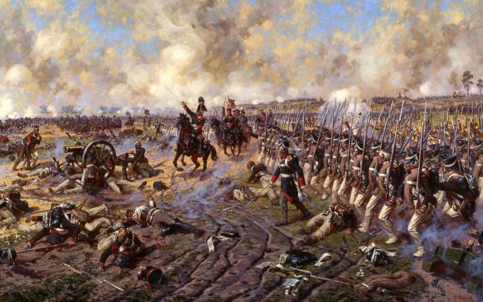 Битва под Аустерлицем 1805