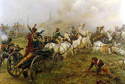 1805 год битва под Аустерлицем