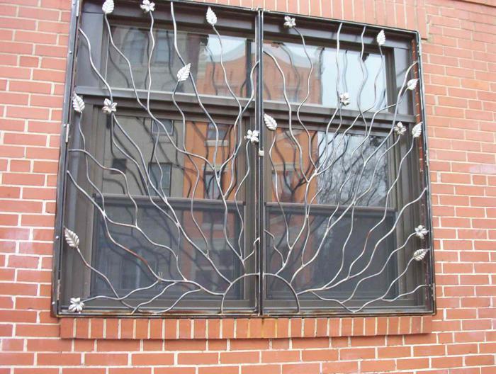 Решетки на окна оренбург