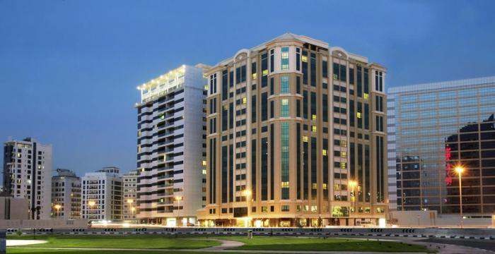 Auris Plaza Hotel Al Barsha 5