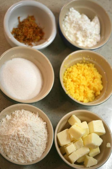 печенье из яичных желтков рецепт