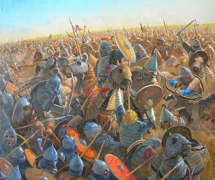 битва при молодях 1572 год раскопки