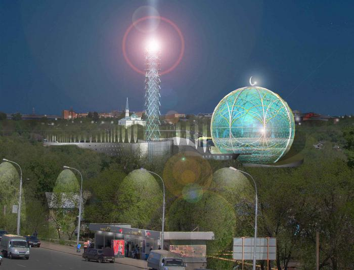 Уфа - столица Башкорстана