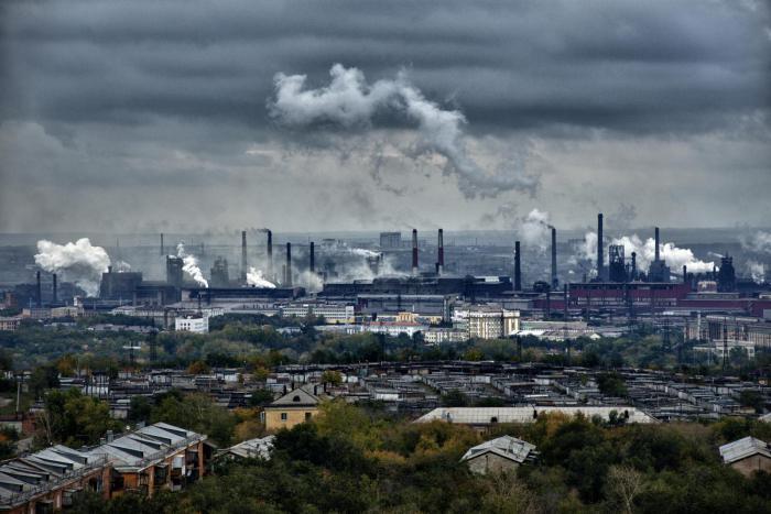 город на Урале - Челябинск