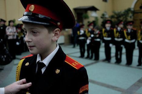 список военных училищ россии