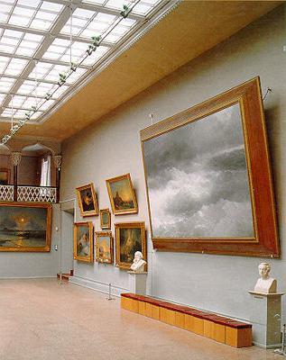музей айвазовского в феодосии адрес