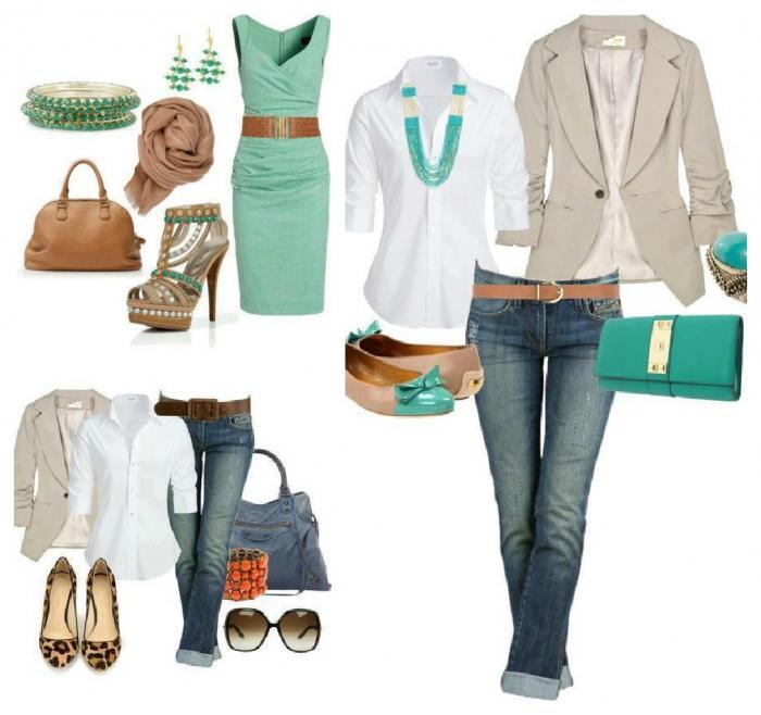 Базовая стильная одежда