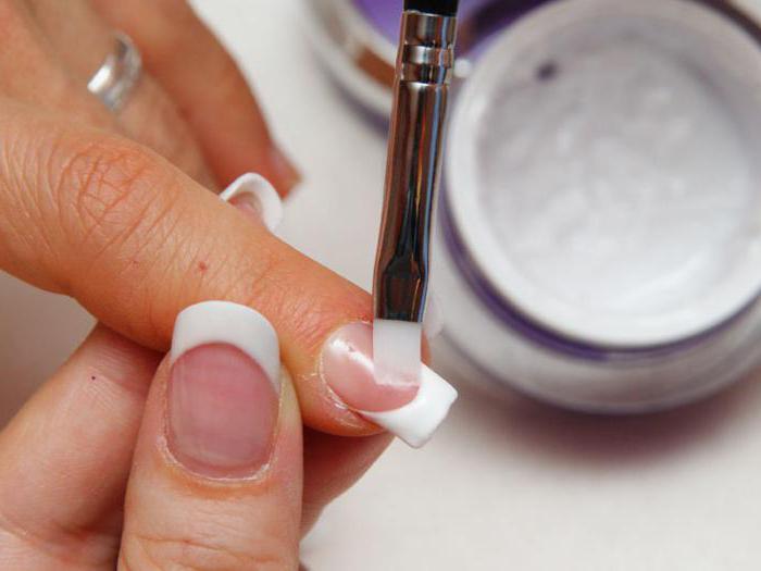 Как пользоваться гелями для наращивания ногтей