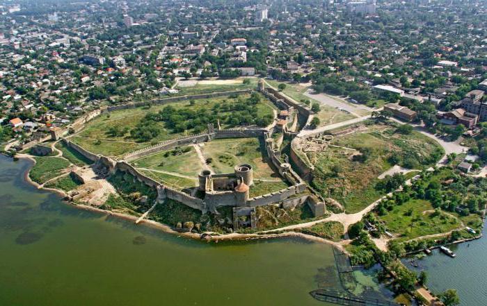 Аккерманская крепость как добраться