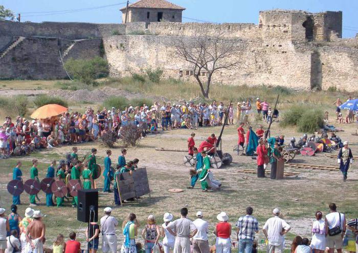 Аккерманская крепость турниры