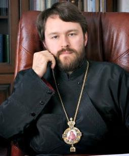 епископ иларион алфеев