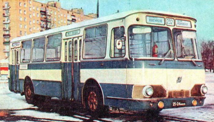 лиаз 677 модель