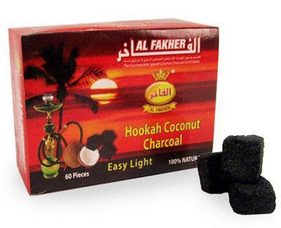 как разжечь кокосовый уголь