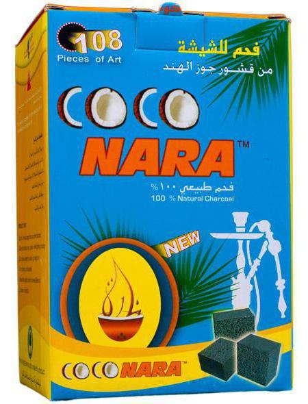 кокосовые угли