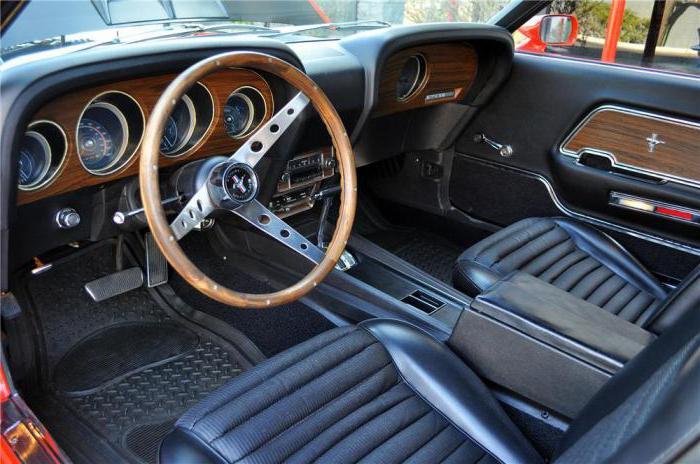 форд мустанг 1969 цена
