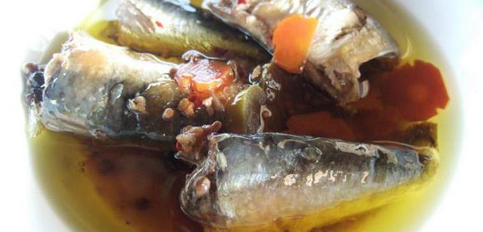 Рецепт салата на зиму с рыбой