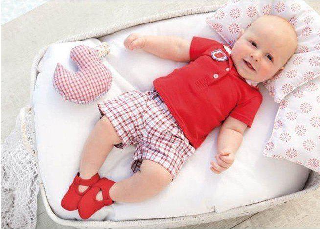 Как одевать ребёнка на улицу летом