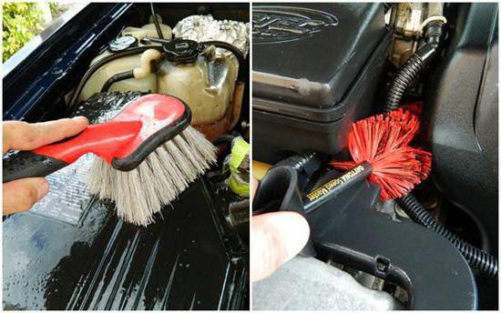 средство для мытья двигателя отзывы