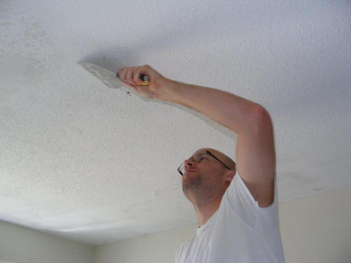 какая гипсовая штукатурка лучше для потолка