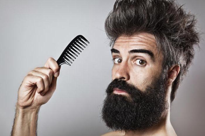 к чему снится борода на лице
