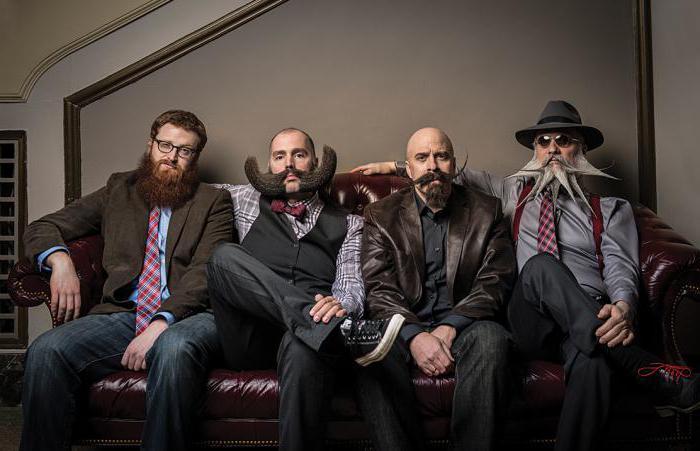 к чему снится мужчина с бородой