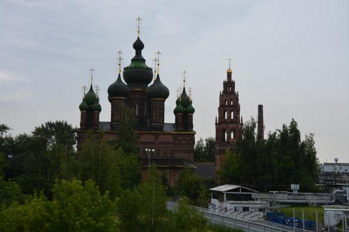 Колокольня Церкви Иоанна Предтечи