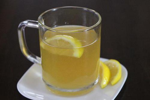 натощак пить воду с лимоном и мёдом