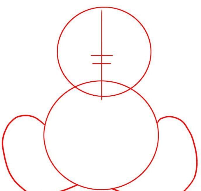 Как нарисовать мишку Тедди поэтапно