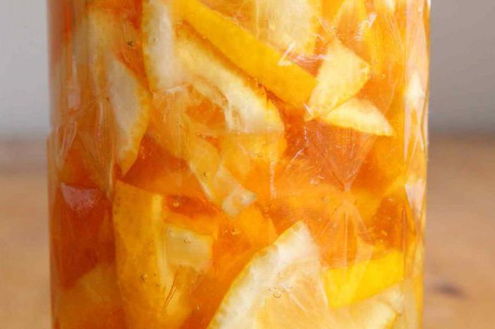 стакан воды с мёдом и лимоном