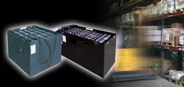тяговые аккумуляторы для электромоторов