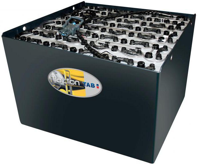 тяговый аккумулятор для лодочного мотора