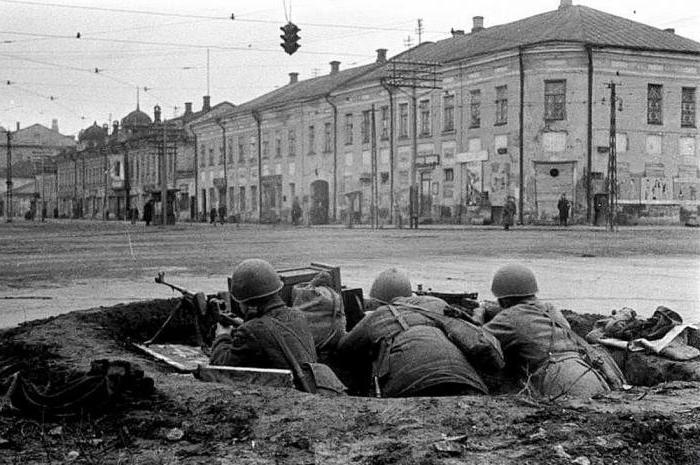 присвоение москве звания город герой