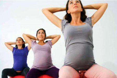 спорт для беременных в домашних условиях