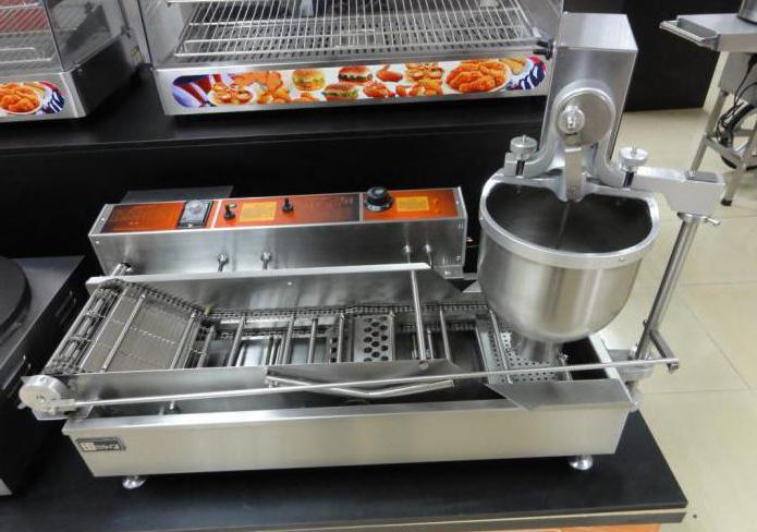 аппарат для приготовления пончиков цена